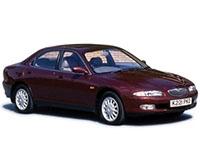 Коврики из экокожи 3D  Mazda Xedos 6 1992-2000