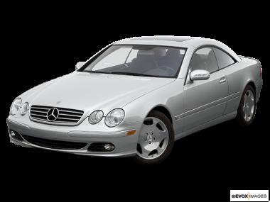 Текстильные коврики Mercedes CL-класс (C215) 1999 - 2006 (купэ)