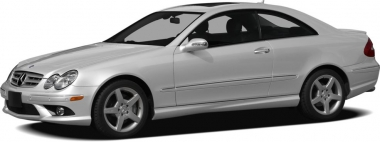 Текстильные коврики Mercedes CLK-класс W208 1997 - 2003