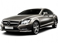 Коврики из экокожи 3D  Mercedes CLS-класс (W218) 2011 - наст. время