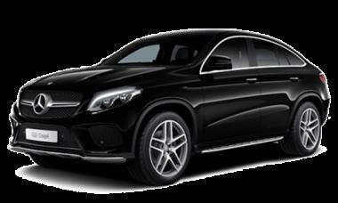 Коврики из экокожи 3D  Mercedes GLE 2015 - наст. время