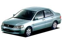Текстильные коврики Mitsubishi Lancer Cedia 2000-2003 (правый руль)