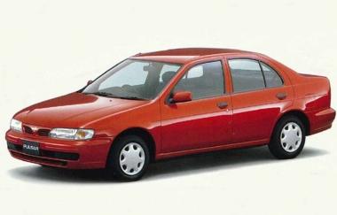 Текстильные коврики Nissan Almera (N15) 1995 - 2000