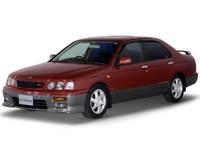 Текстильные коврики Nissan Bluebird 2WD (U14, правый руль) 1996 - 2001