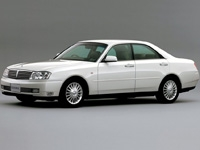 Текстильные коврики Nissan Cedric X (Y34) 1999-2004