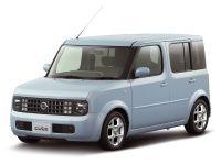 Текстильные коврики Nissan Cube II (Z11) (правый руль) 2002 - 2008