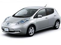 Текстильные коврики Nissan Leaf I (ZE0/AZE0) 2010-2017 (правый руль)