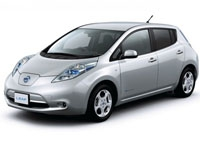 Текстильные коврики Nissan Leaf II (ZE1) 2017 - наст. время (правый руль) (комплектация с задними  воздуховодами)
