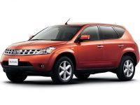 Текстильные коврики Nissan Murano (Z50) 2002 - 2008