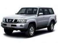 Текстильные коврики Nissan Patrol (Y61) 1997 - 2010