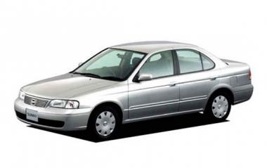 Текстильные коврики Nissan Sunny B15 Седан 1998-2004