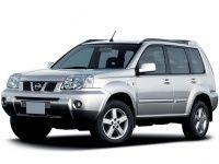Текстильные коврики Nissan X-Trail (T30, правый руль) 2001 - 2007