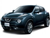 Коврики Eva Nissan Juke (2010-2014) 2WD