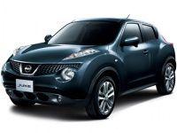 Текстильные коврики Nissan Juke 2010 - 2019 (правый руль)