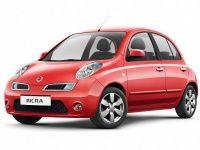 Текстильные коврики Nissan Micra (K12) 2003 - 2010