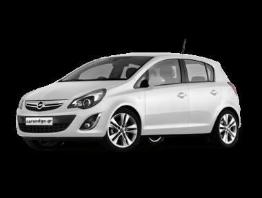 Коврики Eva Opel Corsa D 2006 - 2014