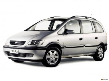 Коврики Eva Opel Meriva B 2010 - наст. время