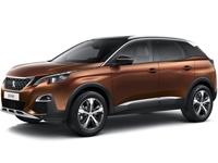 Коврики EVA Peugeot 3008 2009 - 2016