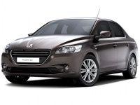Коврики EVA Peugeot 301 2012 - н.в