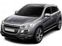 Текстильные коврики Peugeot 4008 2012 - наст. время