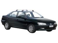 Текстильные коврики Peugeot 406 1995 - 2004