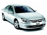 Коврики EVA Peugeot 607 2000 - 2010