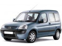 Текстильные коврики Peugeot Partner I 1997 - 2008 (грузовой)