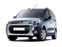 Коврики EVA Peugeot Partner II 2008 - н.в