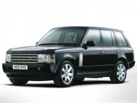 Текстильные коврики Range Rover III 2002 - 2012