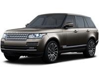 Текстильные коврики Range Rover IV 2012 - наст. время