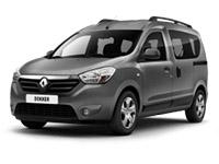 Текстильные коврики Renault Dokker 2012-н.в.