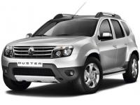 Текстильные коврики Renault Duster 2011 - 2015 AWD