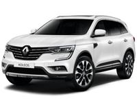 Текстильные коврики Renault Koleos 2016 - н.в.