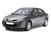 Коврики из экокожи 3D  Renault Megane II (седан) 2003 - 2008