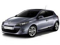 Коврики из экокожи 3D  Renault Megane III (5-и дверный) 2008 - наст. время