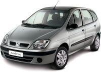 Коврики из экокожи 3D  Renault Scenic I 1996-2003