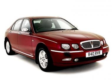 Коврики из экокожи 3D  Rover 75 1999 - 2005