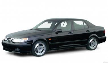Коврики Eva Saab 9-5 I 1997-2010