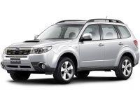 Текстильные коврики Subaru Forester III 2008 - 2013