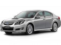 Текстильные коврики Subaru Legacy V 2009 - 2014