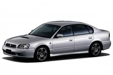 Текстильные коврики Subaru Legacy III (правый руль) 1998 - 2003