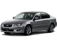 Текстильные коврики Subaru Legacy IV 2003 - 2009