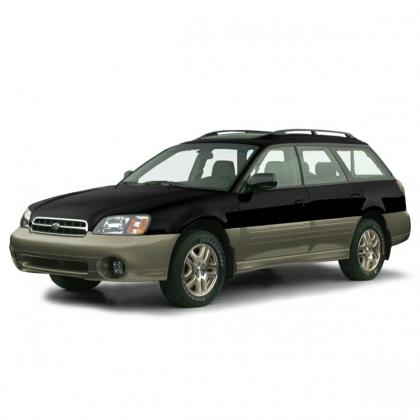 Текстильные коврики Subaru Outback II 1999 - 2003