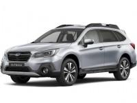 Коврики из экокожи 3D  Subaru Outback V 2014 - наст. время