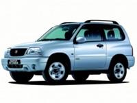 Текстильные коврики Suzuki Grand Vitara II (3-х дверный) 2001 - 2005