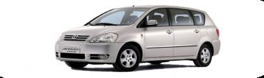 Коврики EVA Toyota Avensis Verso 2001- 2009 (5 мест)