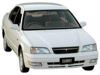 Текстильные коврики Toyota Camry (SXV10) 1991 - 1996
