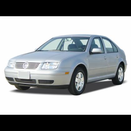 Коврики из экокожи 3D  Volkswagen Bora 1998 - 2005