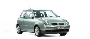 Коврики из экокожи 3D  Volkswagen Lupo 1998-2005