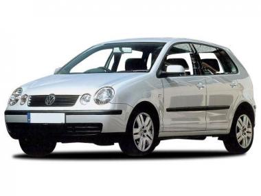 Коврики Eva Volkswagen Polo IV 2001 - 2009 (хетчбек)